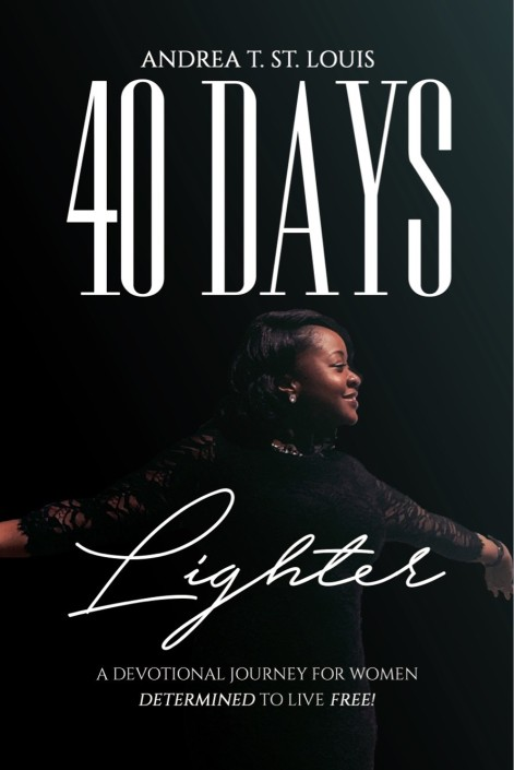 40 Days Lighter Cover